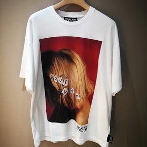 Camiseta Couture Dibujo Chica