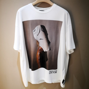 Camiseta Couture Máscara
