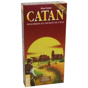 Catan 5-6 (Castellano)