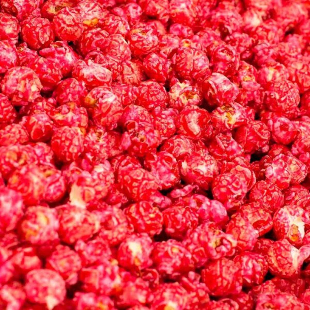 Palomitas Popit de Cereza