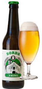 Cerveza artesana Borda Badina