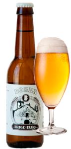 Cerveza artesana Borda Trigo Duro