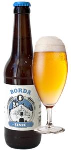 Cerveza artesana Borda Sinde