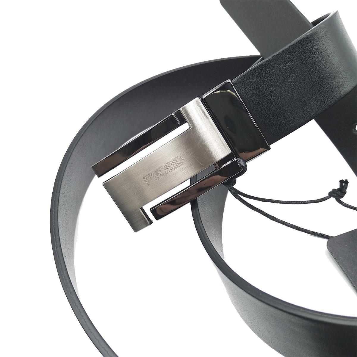 Cinturón de Cuero Natural de la marca Fyor
