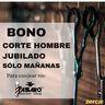 Bono corte Jubilado PARA CANJEAR EN PASSARÓ PLAZA SAN BRIZ