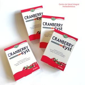 ESI - Cranberry Cyst - 30 tabletas
