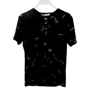 Camiseta CRAZY Negra