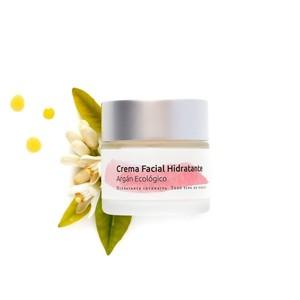 Crema facial de argán - 50ml
