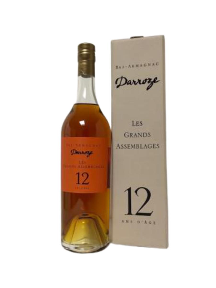 Armagnac Darroze 12 años
