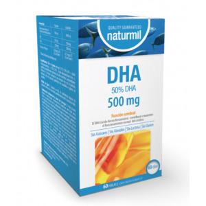 DHA 60 Perlas. Naturmil