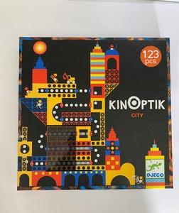 KINOPTICK CITY 123PCS DJ05610