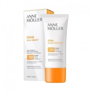 Anne Möller DNA Sun Resist  Protector Facial F30 50ml+BOLSA REGALO