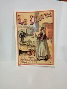 Dolores la Moza de Calatayud