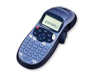 Dymo LetraTag LT-100H + Cinta Impresora de etiquetas 160 x 160dpi ABC negro azul