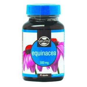 Equinácea 500 mg 45 cápsulas. Naturmil