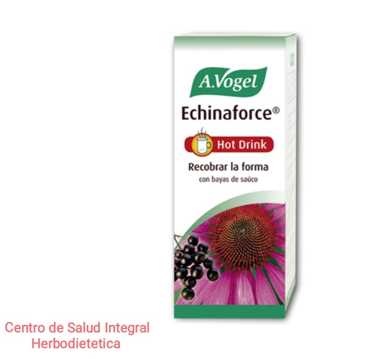 A.Vogel - Echinaforce Hot Drink - 100ml