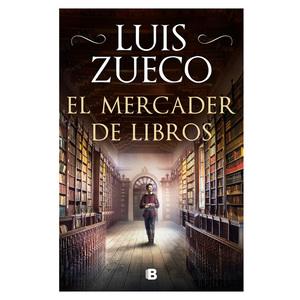EL MERCADER DE LIBROS, LUIS ZUECO