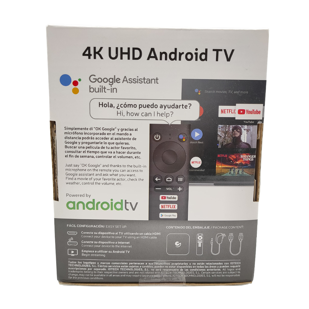 Engel - Android TV