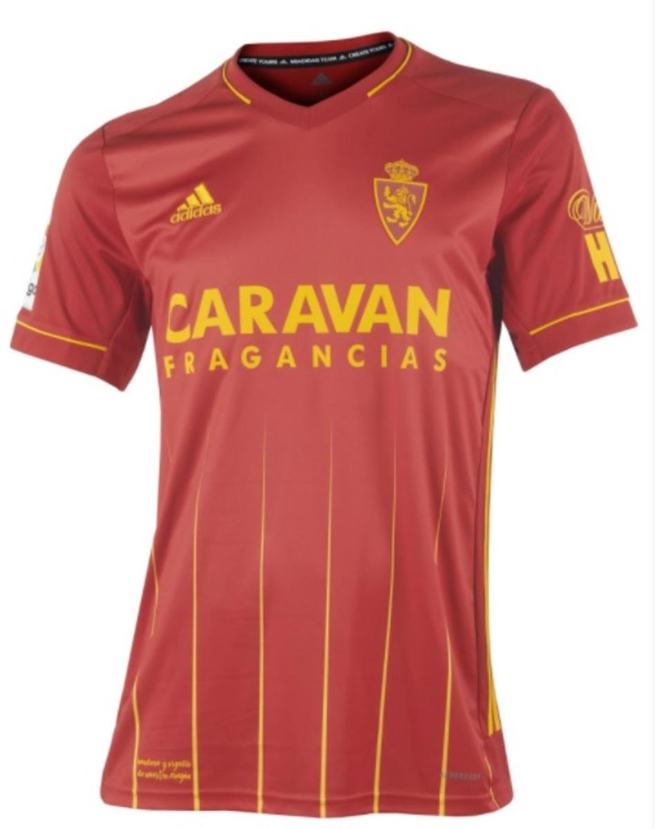 Camiseta segunda equipación 2020-2021