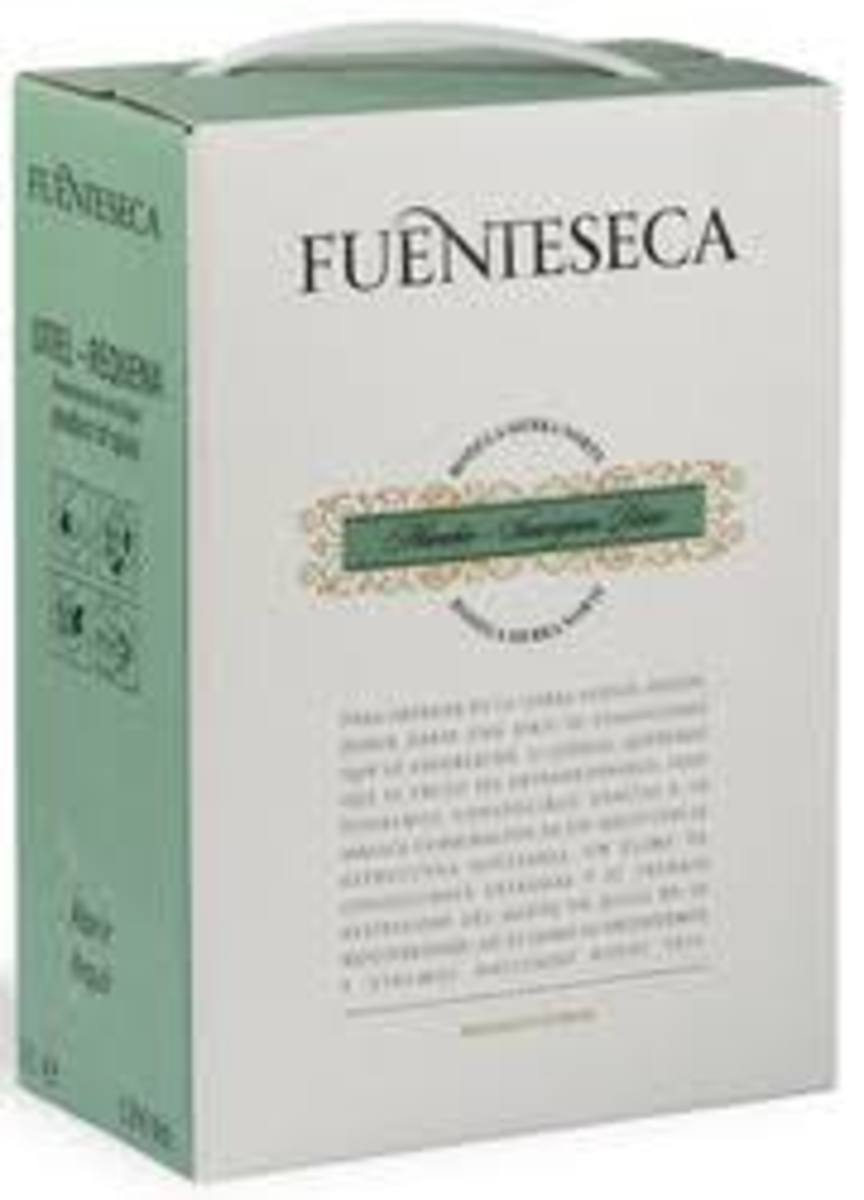 Fuenteseca Blanco Bag-in-box 3 Litros (Ecológico)