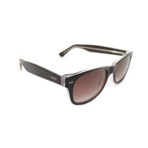Gafas de sol Unisex acetato lente marrón degradada. Marca VISTA ÓPTICA