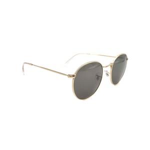 Gafas de sol Unisex metal lente verde. Marca VISTA ÓPTICA