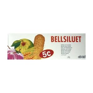 Galletas BELLSILUET 5 cereales 300 gr (Abad)