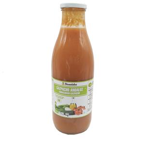 Gazpacho andaluz de agricultura ecológica