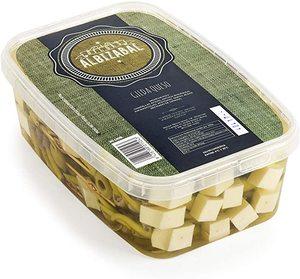 Gildas ALBIZABAL de anchoa con queso. 14 unidades