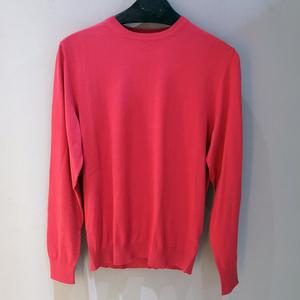 Suéter cuello caja Fedeli