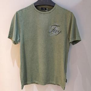 Camiseta Logo Fay Verde