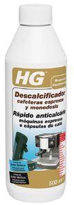 DESCALCIFICADOR HG MAQUINA CAFE ACIDO LACTICO