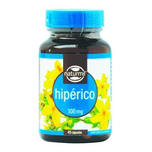 Hiperico 300 Mg 45 cápsulas. Naturmil