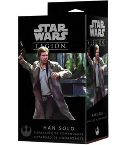 Star Wars Legion -Han Solo figura