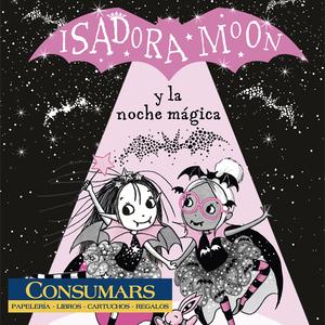 """Libro """"Isadora Moon y la noche mágica"""""""