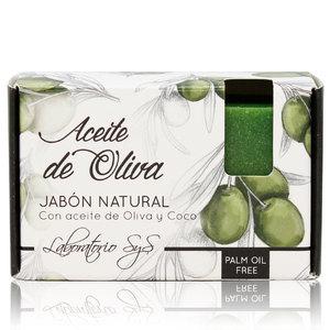 JABON NATURAL PREMIUM 100g ACEITE OLIVA