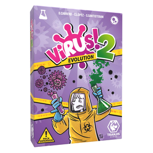 "JUEGO ""VIRUS! EVOLUTION 2"""