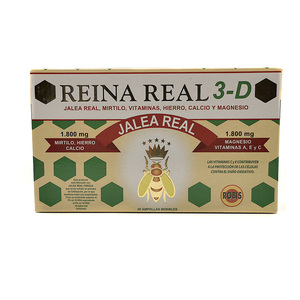 Jalea Real 3D de Robis