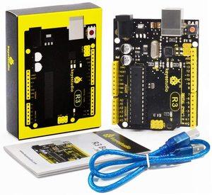 ARDUINO PLACA UNO R3 ATmega328P + CABLE USB