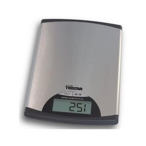Balanza de cocina Tristar KW2435 5kg inox