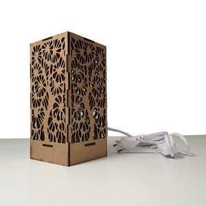 Lámpara de diseño decorativa Diseño 'Arbol flor'