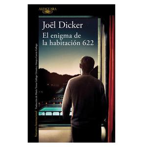 """LIBRO """"EL ENIGMA DE LA HABITACIÓN 622"""", JOËL DICKER"""