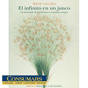 """Libro """"El infinito en un junco"""""""