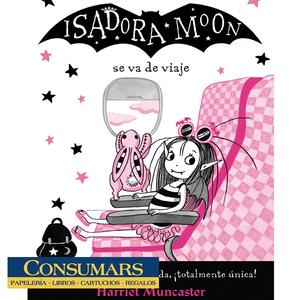 """Libro """"Isadora Moon se va de viaje"""""""