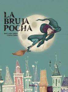 """Libro """"La bruja Pocha"""""""