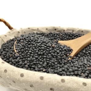 Lenteja caviar ecológica