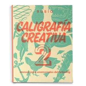 Libro Caligrafía Creativa 2 - Rubio