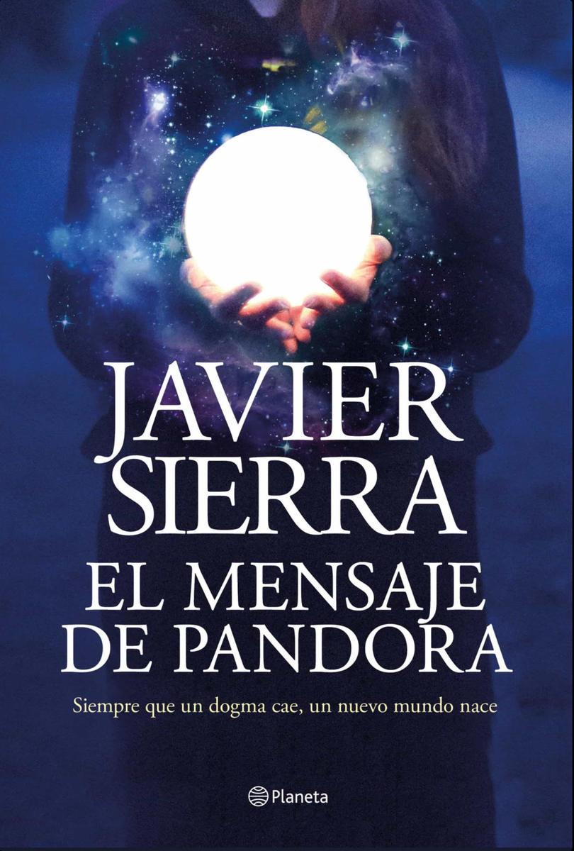 """Libro """"El mensaje de Pandora"""""""