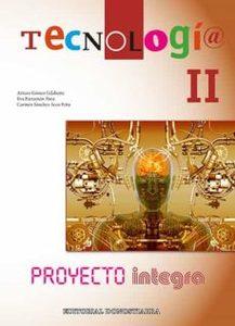Tecnología II ESO proyecto inyegra