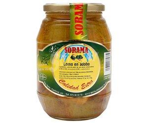 Lomo en adobo  - Sorama